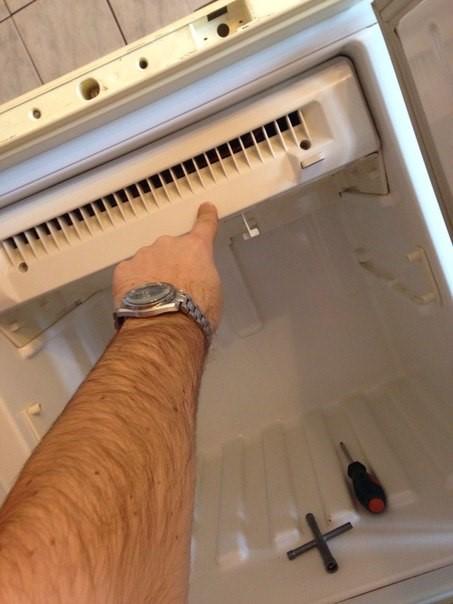 Устройство холодильника аристон двухкамерный